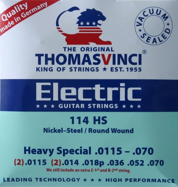 114 HS Heavy Special Thomas Vinci Saiten