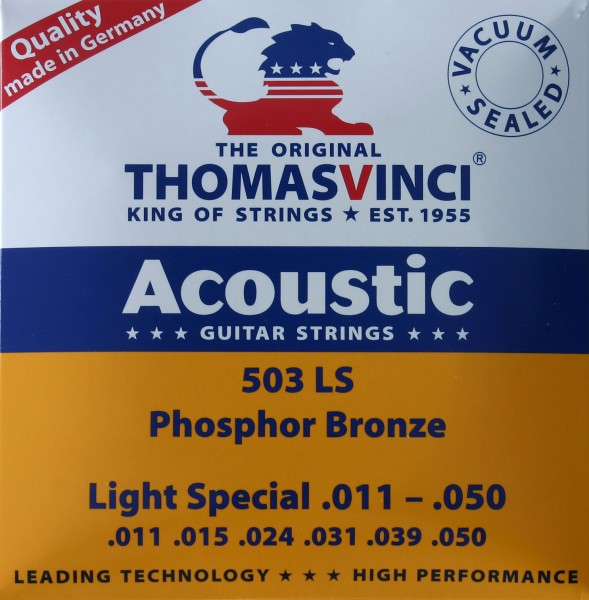 503 LS Light Special Thomas Vinci Saiten