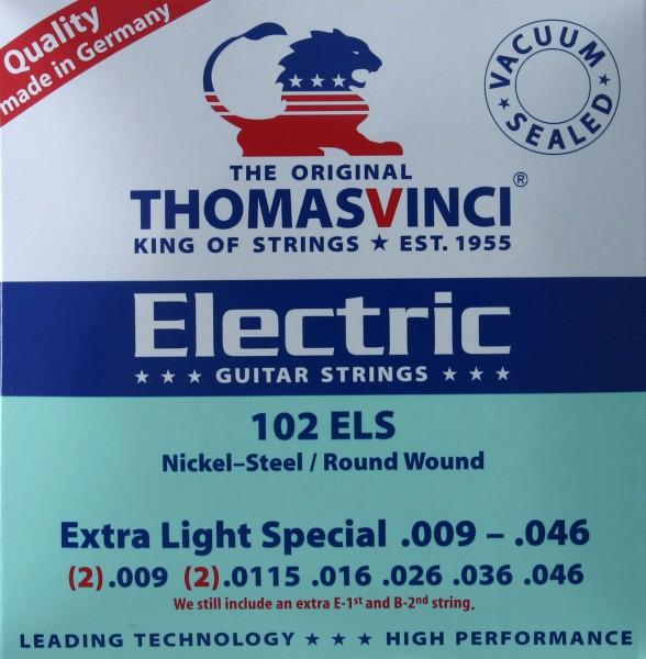 102 ELS Extra Light Special Thomas Vinci Saiten