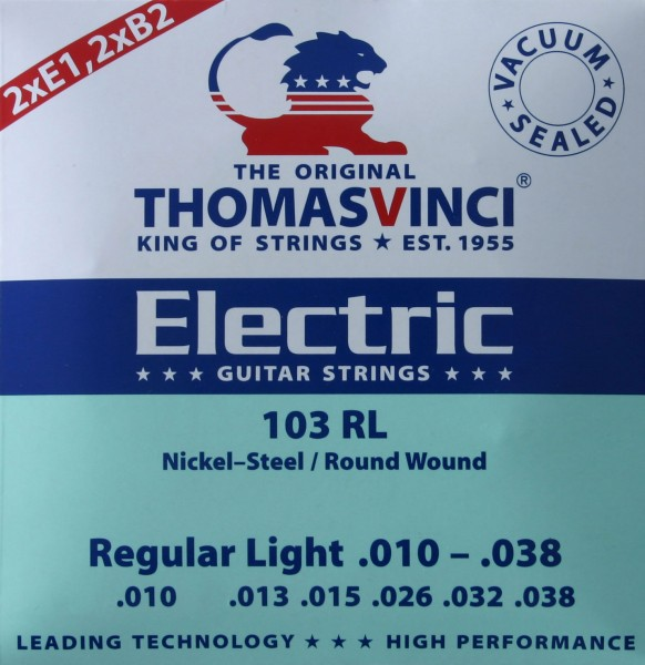 103 RL Regular Light Thomas Vinci Saiten